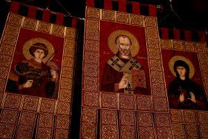 St Nicholas Icon Banners
