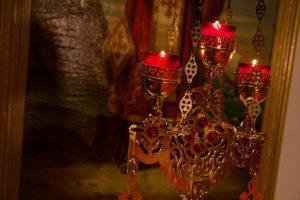 St Nicholas Church Candles
