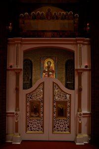 St Nicholas Royal Doors