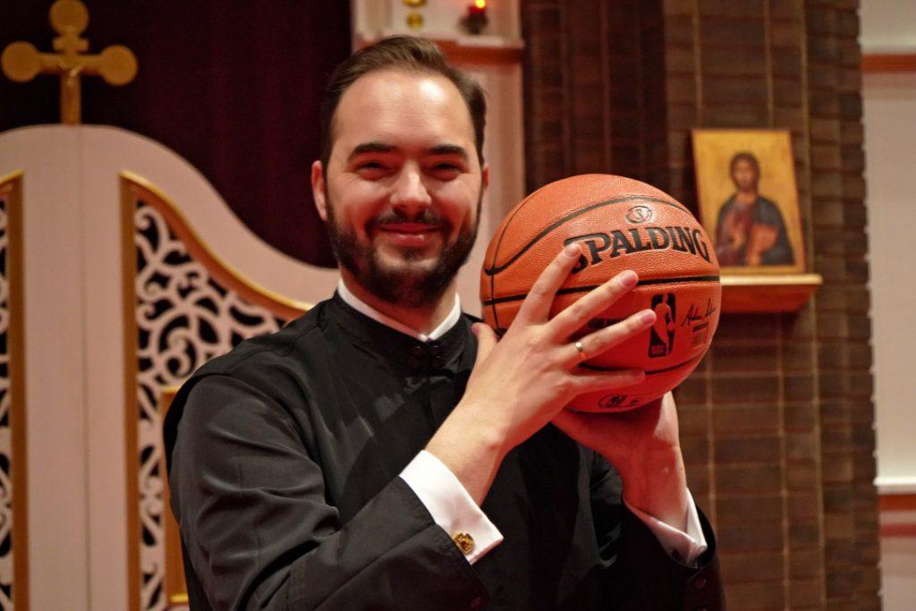 Father Stefan Djoric