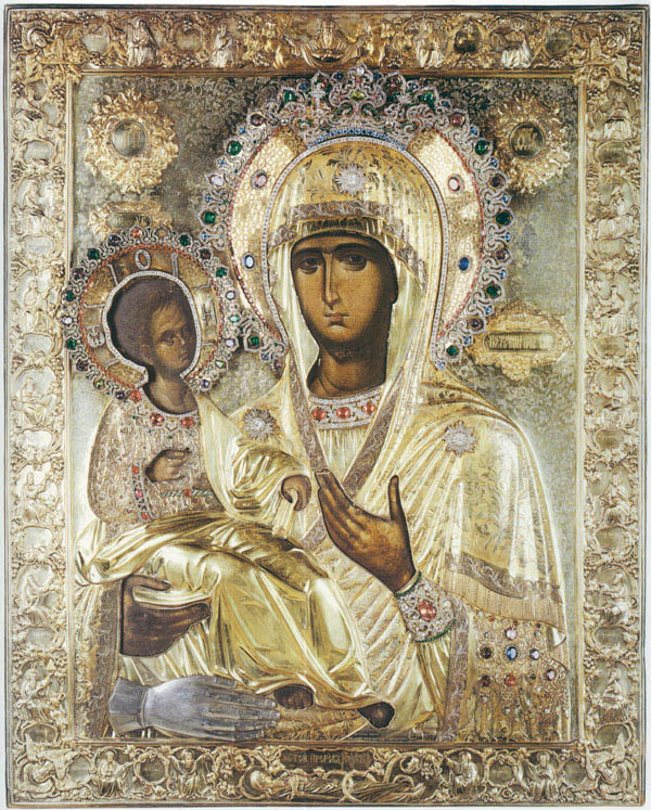 Copied from the oca website: https://www.oca.org/saints/lives/2019/06/28/101839-icon-of-the-mother-of-god-of-the-three-hands